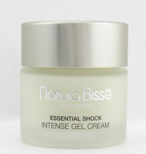 Natura Bisse Essential Shock Intense Gel Cream 2.5 oz./ 75 ml. NO BOX