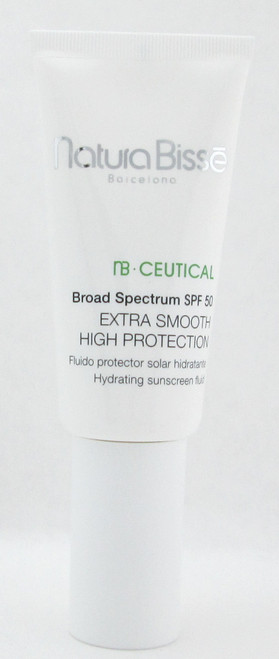 Natura Bisse NB Ceutical SPF 50 Extra Smooth High Protection 1.0 oz./ 30 ml. Unbox/Tester