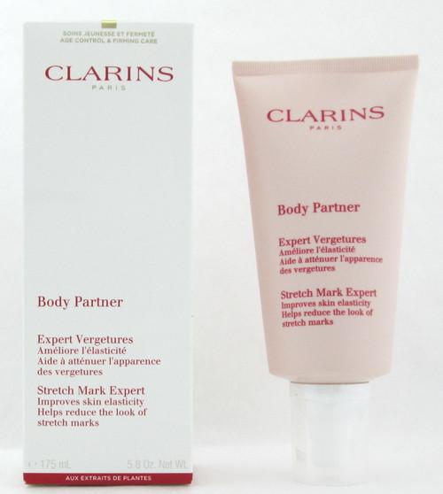 Clarins Body Partner Stretch Mark Expert Cream 175 ml./ 5.8 oz.