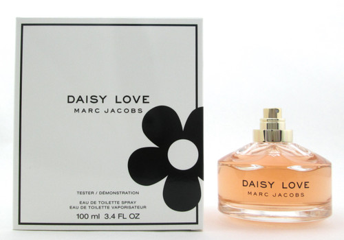 Daisy Love by Marc Jacobs EDT Spray for Women 3.4 oz./100 ml. Tester without cap