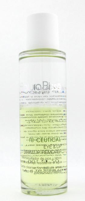 Natura Bisse NB Ceutical Eye & Lip Makeup Remover 3.5 oz/100 ml New Tester/Unbox