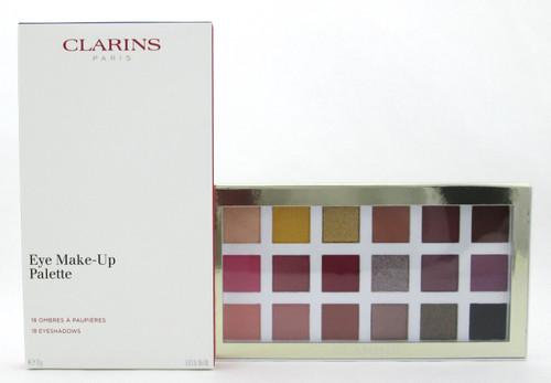 Clarins Eye Make-Up Palette 18 Eyeshadows 18 g./ 0.63 oz. New In Box