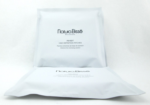 Natura Bisse Inhibit High Definition Patches 4 Packets of 5 Patches New NO BOX