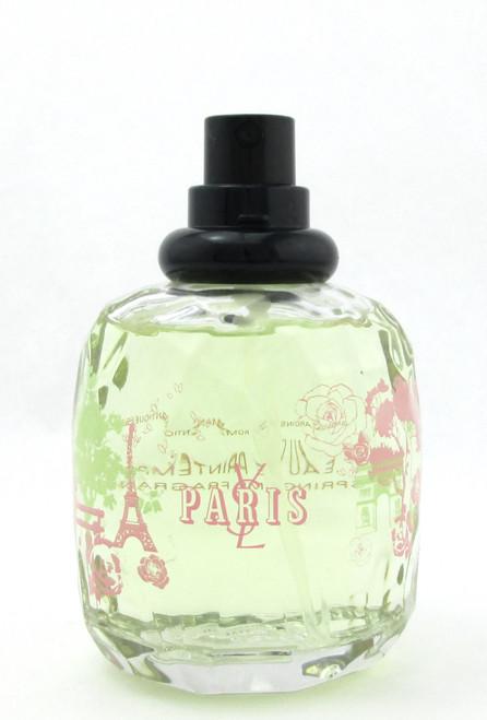 Paris Jardins Romantiques by YSL Eau De Toilette Spray 4.2 oz./ 125 ml. No Top NO BOX