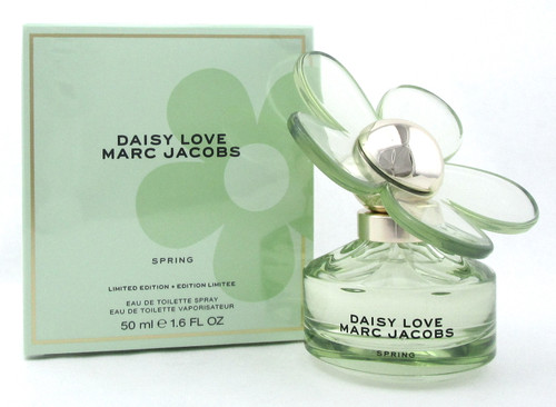 Daisy Love SPRING by Marc Jacobs 1.6 oz. EDT Spray for Women. New in Sealed Box