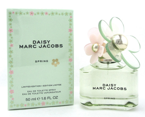 Daisy SPRING by Marc Jacobs 1.6 oz. EDT Spray Limited Edition. New Sealed Box