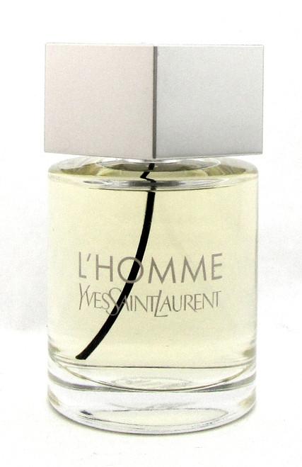 L'Homme by YSL 3.3 oz. Eau de Toilette Spray for Men. New. UNBOXED
