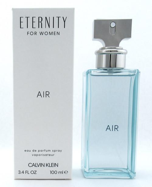 Eternity Air Perfume by Calvin Klein 3.4 oz. EDP Spray for Women New Tester