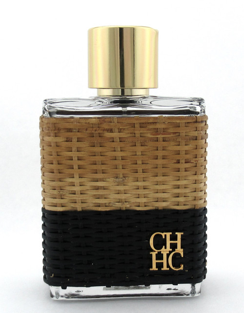 CH Central Park by Carolina Herrera Limited Edition EDT Spray for Men 3.4 oz. Tester LOWFILL Bottle NO BOX