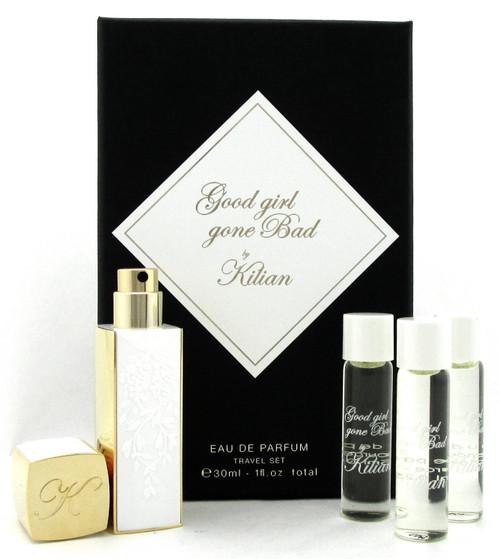 Good Girl Gone Bad by Kilian 4 x 7.5 ml. EDP Travel Set for Women.New Sealed Box