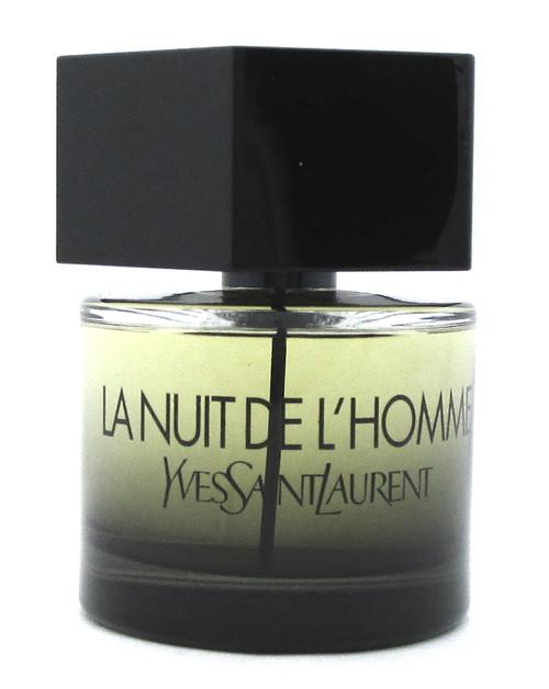 La Nuit De L'Homme by Yves Saint Lauren 2.0 oz. EDT Spray for Men. New. UNBOX