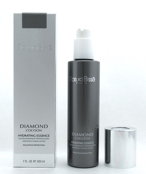 Natura Bisse Diamond Cocoon Hydrating Essence 7oz./ 200 ml. Brand New