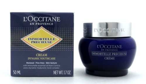 L'Occitane Immortelle Precieuse Cream Dynamic Youth Care 50 ml/1.7oz New Sealed