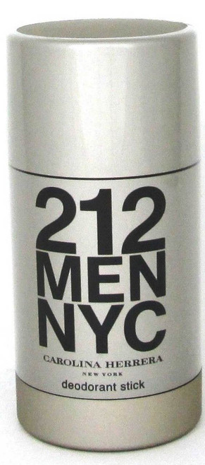 212 Men NYC by Carolina Herrera Deodorant Stick 2.1 oz./ 75 ml.