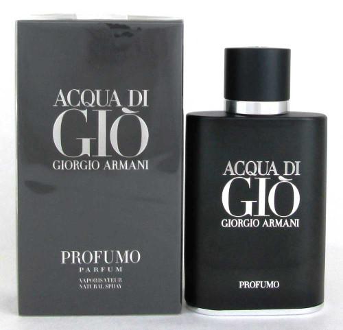 Acqua Di Gio Profumo by Giorgio Armani 2.5 oz./75 ml. Parfum Spray for Men. New
