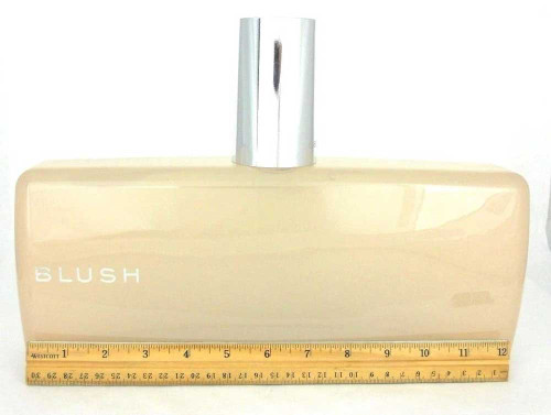 """Marc Jacobs Blush Factice Giant Display Perfume Bottle 9""""Tall x 12""""W"""