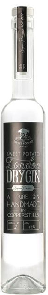 Weekly Gin arriving around 13th March is the delicious Sweet Potato London Dry