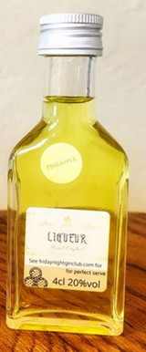 Weekly gin arriving 27th March will be Pineapple Gin Liqueur