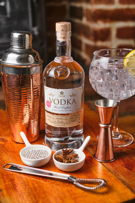 Copper Star Premium Vodka