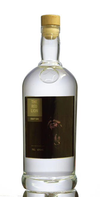 Red Lion Gin - 70cl
