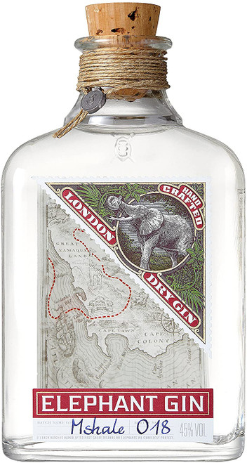 Elephant London Dry Gin - 50cl