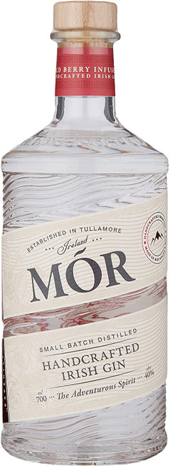 Mor Handcrafted Irish Gin, 70cl