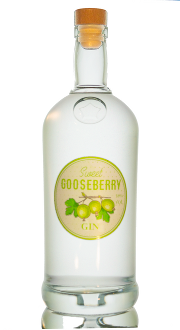 Sweet Gooseberry Gin - 70cl