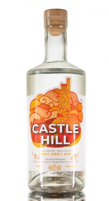 Castle Hill - Lady Grey Gin - 70cl
