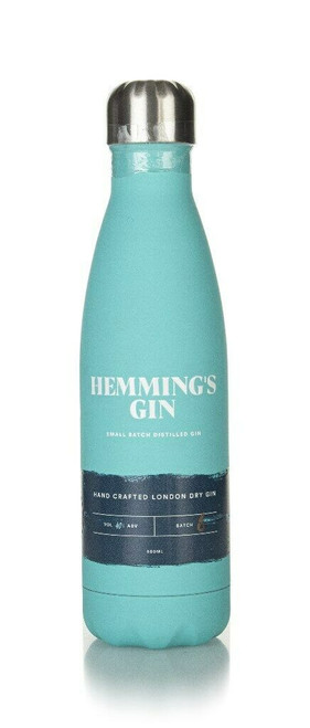 Hemming's Gin in Reusable Chilly Bottle 50cl