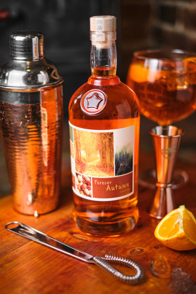 Forever Autumn Gin 70cl