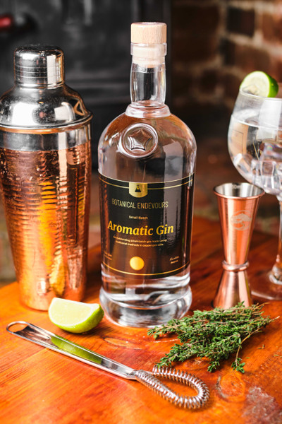 Botancial Endevours Aromatic Gin - 70cl