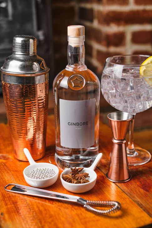 Ginbore gin- 70cl