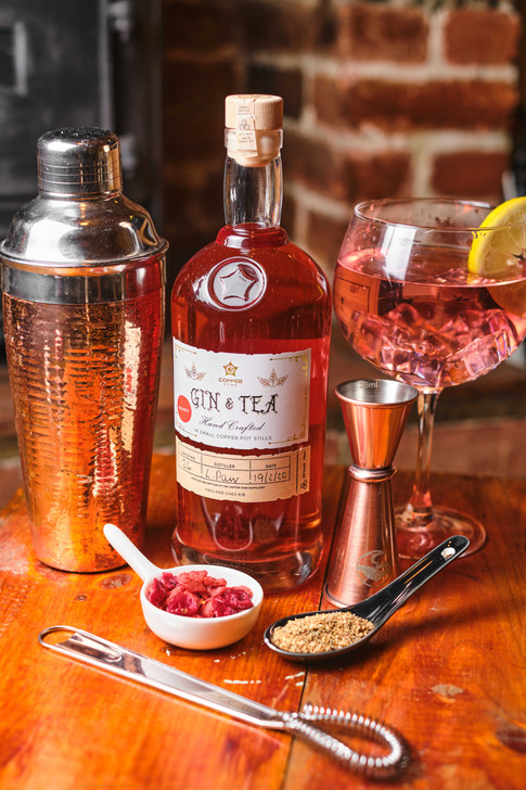 Gin and Tea - 70cl