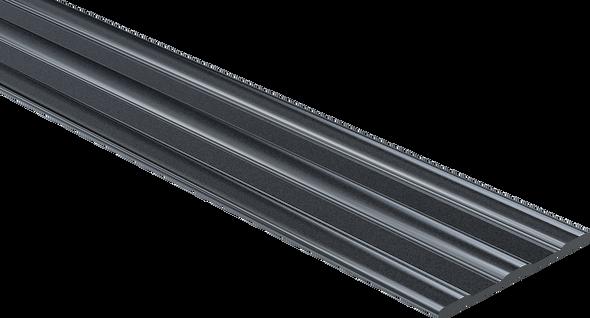 Clear PVC Flat Living Hinge