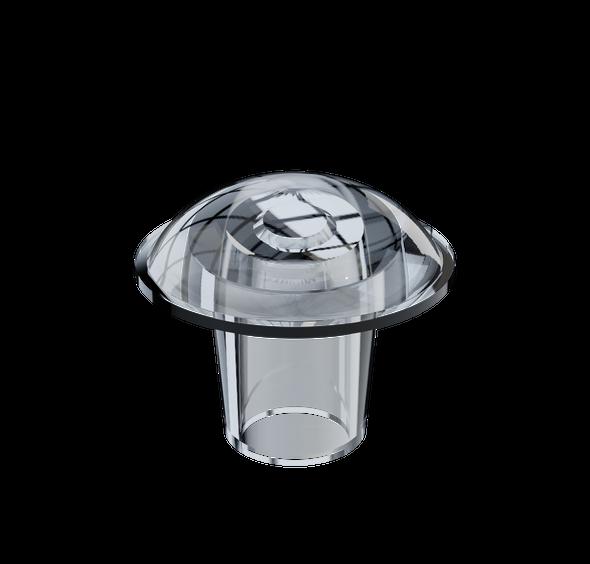 Clear Acrylic Knob