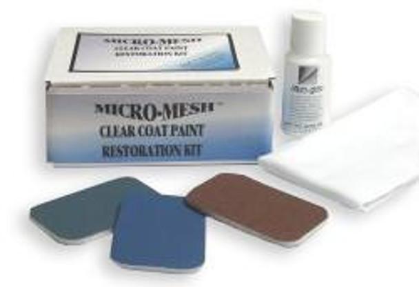 Micro-Mesh Clear Coat Paint Repair Kit