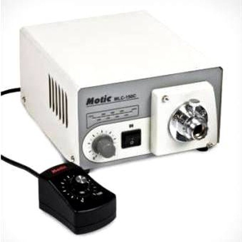 Fiber optic illuminator - Motic