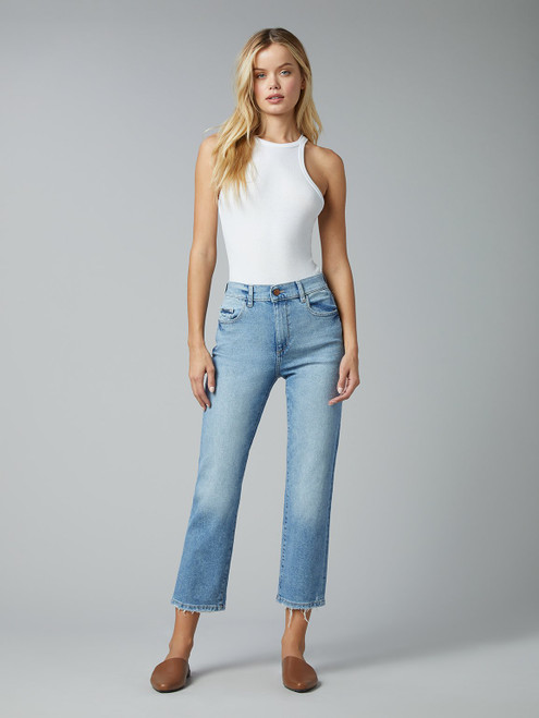 Patti Straight High Rise Vintage Ankle_ Reef