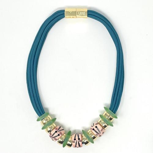 Sea Glass Necklace_ Mermaid
