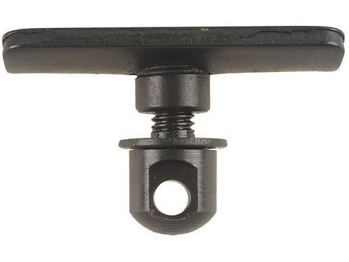 Harris #2 Adapter Stud Flange Nut for Hollow Plastic Forends