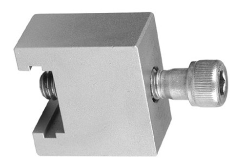 Badger Gas Cylinder Plug Valve Fixture