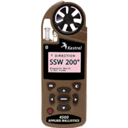 Kestrel 4500 Night Vision with Applied Ballisitcs