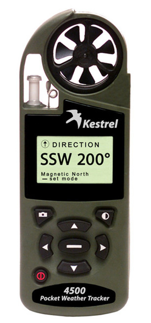 Kestrel 4500 Night Vision