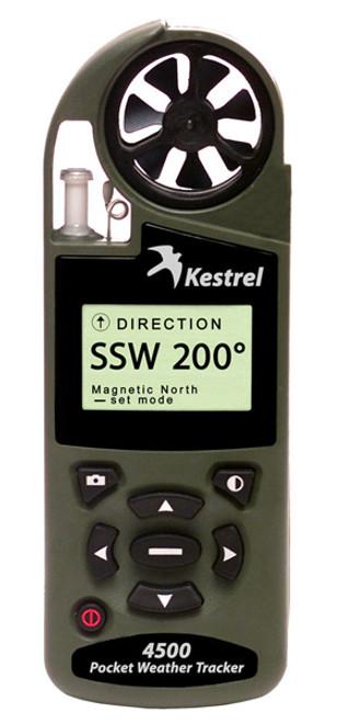 Kestrel 4500 Night Vision