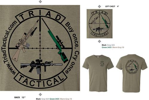 Triad Tactical T-Shirt