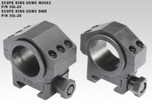 Badger Rings 306-24, .886, 30mm