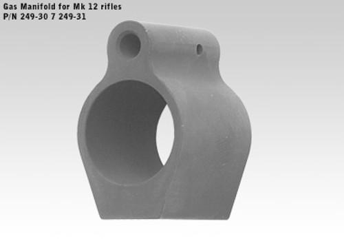 Badger Mk 12 Gas Manifold