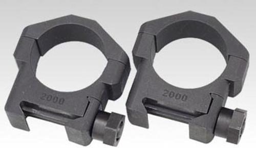 Badger Max-Alloy Rings 306-52, Medium .885, 30mm