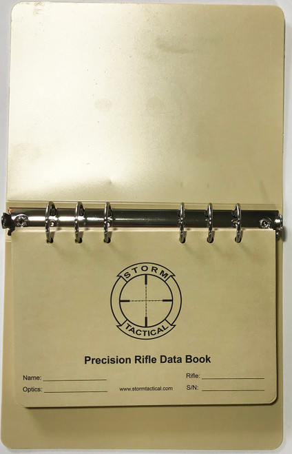 Storm Tactical Mini Modular Sniper Data Book