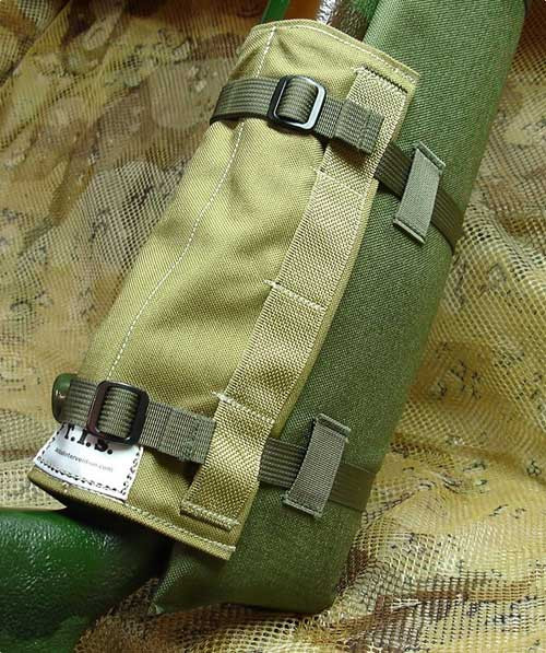 Tactical Intervention Specialists Trigger Defender: Khaki/OD